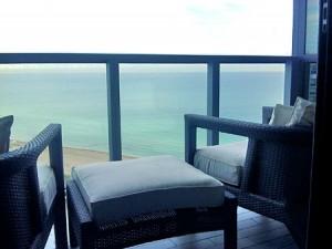 The W Hotel - Miami Beach