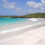Playa Caracas aka Red Beach, Vieques